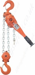 "William Hackett ""L4"" Lever Hoist - 750kg to 20,000kg"