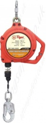 "Tiger ""TIB"" Fall Arrest Retractable Lifelines/Inertia Reels - Options from 6 metres to 30 metres."