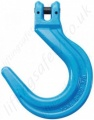 Grade 10 Clevis Foundry Hook for use with 7mm to 20mm Lifting Chain