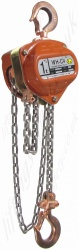 "William Hackett ""C4 ATEX"" Chain Block - Range 500kg to 5000kg"