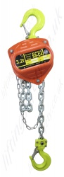 William Hackett SS-C4 Subsea Hand Chain Hoist - Range 500kg to 20,000kg