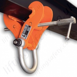 William Hackett WH-BC Adjustable Super Clamp - Range 2000kg to 15,000kg