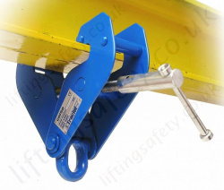Tractel Corso Beam Clamp - Range 1000kg to 10,000kg