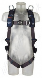 "SALA ""ExoFit"" NEX 4 Point Fall Arrest Rescue Harness, Size: S to XL"