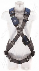 "SALA ""ExoFit"" NEX, 2 Point Cross Over Fall Arrest Harness with Belt, Size: S to XL"