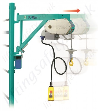 Imer Tr225 Scaffold Hoist Extendable