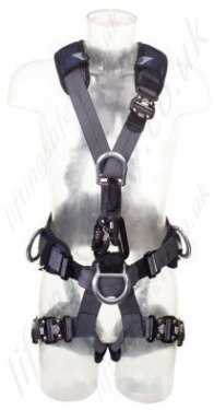 Sala Exofit Nex Harness With Chest Ascender