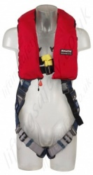 "SALA ""ExoFit"" XP Life Jacket like Harness Personal Flotation Device, Size: M to XL"