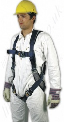 "SALA ""ExoFit"" 2 Point Fall Arrest Harness, Size: S to L"