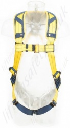 "SALA ""Delta"" Comfort Single Point Harness, Standard Buckles, Size: S to XL"