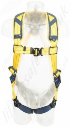 "SALA ""Delta"" Comfort Single Point Harness, Quick Connect Buckles, Size: S to XL"