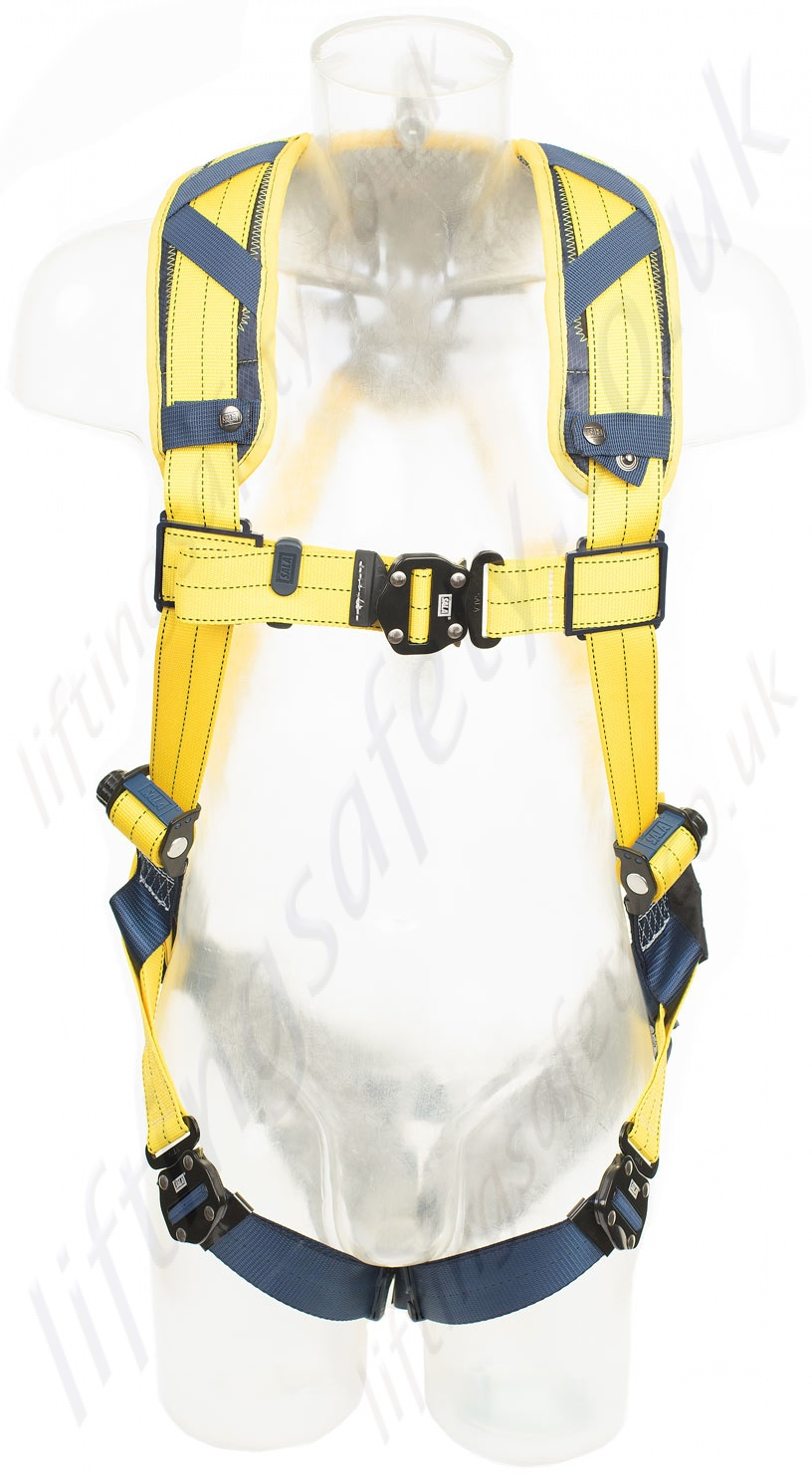 Front Connect Harness : Sala quot delta comfort single point harness quick connect