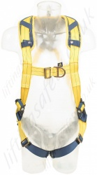 "SALA ""Delta"" Comfort 2 Point Harness, Pass Through Buckles, Size: S to XL"