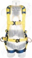 "SALA ""Delta"" Comfort 2 Point Harness with Belt, Quick Connect Buckles, Size: S to XL"
