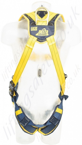 Sala Delta Comfort Rescue Harness Back