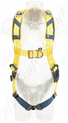 "SALA ""Delta"" Comfort Rescue, 2 Point Fall Arrest Harness, Size: S to XL"