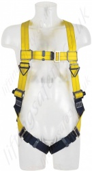 "SALA ""Delta"" Single Point Harness, Standard Buckles, Size: S to XL"