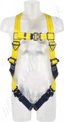 "SALA ""Delta"" Single Point Harness, Quick Connect Buckles, Size: S to XL"