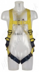 "SALA ""Delta"" 2 Point Harness, Standard Buckles, Size: S to XL"