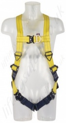 "SALA ""Delta"" 2 Point Harness, Quick Connect Buckles, Size: S to XL"