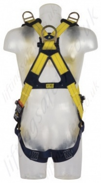 Sala Delta Rescue Harness Back