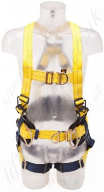 Sala Delta Harness With Belt And Central Belt D Ring