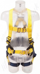 "SALA ""Delta"" 3 Point, Harness and Belt, Standard Buckles, Size: S to XL"