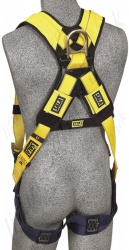 Delta Pad For Full Body Harness