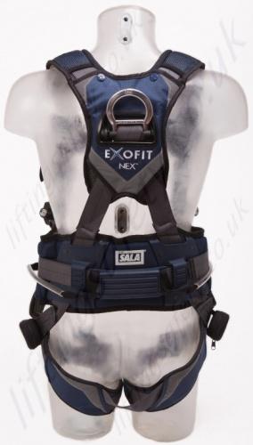 exofit nex wind harness rear 1113925 1113926 1113927 sala \