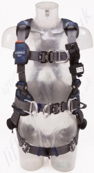 "Sala ""ExoFit"" NEX Wind Energy Fall Arrest Harness, with Belt with Attachment Point, Size: S to L"