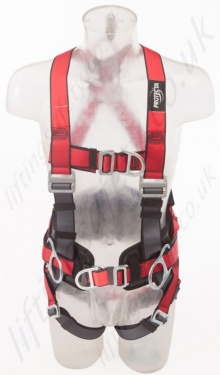 Protecta Pro Harness With Belt Ab116125ng Ab116135ng Ab116145ng