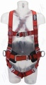 "Protecta ""Pro"" Telecoms Fall Arrest Harness with Belt, Front and Rear Fall Arrest Attachment Points, Size: M/L"