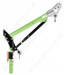 Sala Advanced Davit System Adjustable Offset Upper Mast - with Height and Reach Options