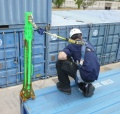 Sala Advanced Portable Fall Arrest Post - Shipping Container Mast