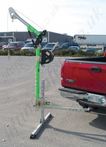 Sala Advanced Vehicle Hitch Tow Bar Mount Rescue And