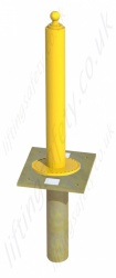 8560026 Flexiguard Emu Concrete Mount Base