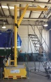 "Sala ""FlexiGuard"" Engineered Modular Unit (EMU) Adjustable Height Fall Arrest System, with Height Options: 3.05m to 7.62m"