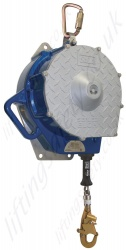 Sala Sealed Blok Cable Self Retracting Lifeline (SRL), with Optional Rescue Winch - Length: 40m