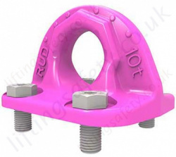 RUD B-ABA Bolt On Lifting Points - Range from 1.6 to 31.5 tonne
