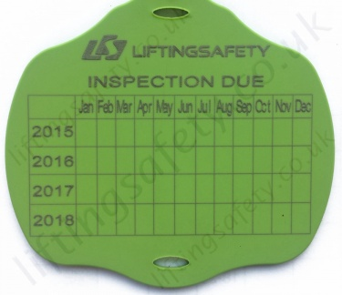 Printed Identification Tag