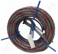 Tractel Maxiflex Wire Ropes for Use with Tractel Tirfor™ & Jockey™ Lifting and Pulling Machines