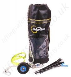 "Ridgegear ""RGR14"" Ridge Rescue Kit, 100 metre"