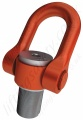 "Codipro GRADUP ""MEGA DSS"" Universal Swivel Shackle, Metric or Imperial Threads, Capacities From 26,000 Kg to 60,000 Kg"