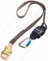 "Sala ""EZ-Stop"" Wrapbax 2 Shock Absorbing Lanyard, Length 2m, Single or Twin Leg"