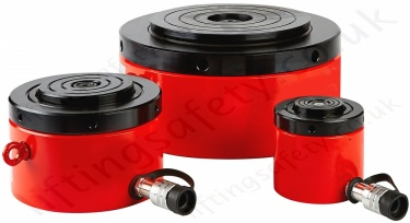 Low Height Failsafe Lock Ring Cylinders
