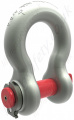 Crosby G2140E Alloy Easy-Loc Screw Pin Lifting Bow Shackles - Range from 200,000kg to 300,000kg
