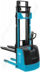 Pfaff EGV PSL II Pedestrian Electric Drive Stacker, 1200kg Capacity, Optional Fork Height