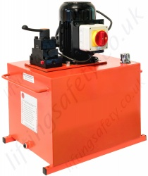 Electric Driven Pumps - Heavy Duty High Flow