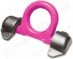 "RUD ""VRBS"" Weld Down Swivel Load Ring Lifting and Lashing Eye - Range from 3000kg to 50000kg"