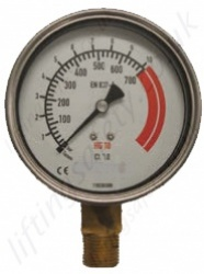 Pressure Gauges & Mounting Blocks